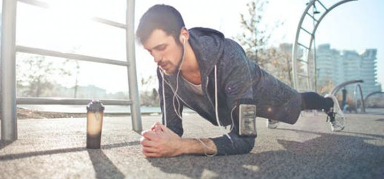 5 Fitness Apps for the New Year, New You!